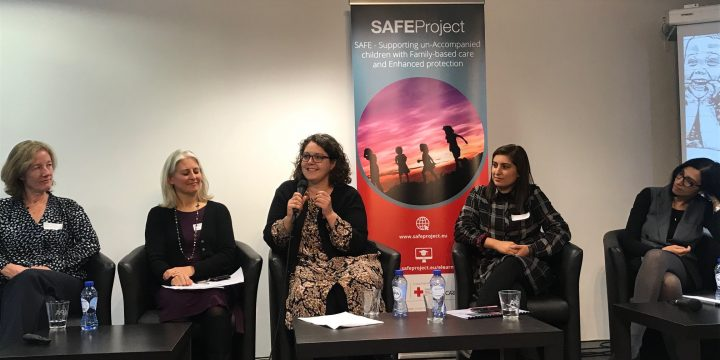 SAFE closing conference in Brussels, Belgium